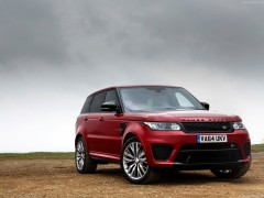 Range Rover Sport SVR photo #138702