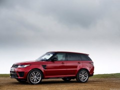 Range Rover Sport SVR photo #138704