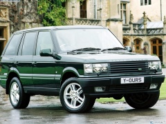 land rover range rover pic #1398
