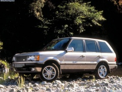 land rover range rover pic #1399