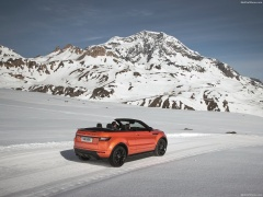 Range Rover Evoque Convertible photo #153953