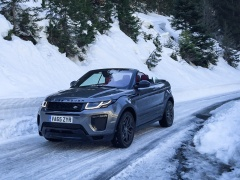 Range Rover Evoque Convertible photo #162604