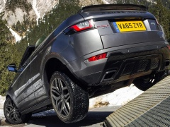 Range Rover Evoque Convertible photo #162605