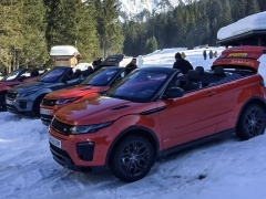 Range Rover Evoque Convertible photo #162608