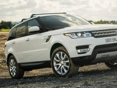 land rover range rover sport pic #167632