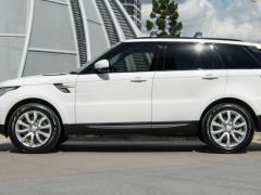 land rover range rover sport pic #167637