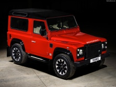 land rover defender works v8 pic #186195