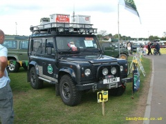 land rover defender pic #20295