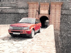 land rover range rover sport pic #28656