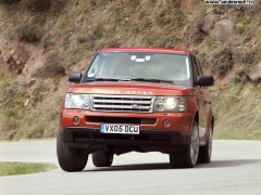 land rover range rover sport pic #28657