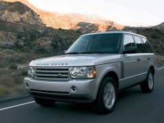 land rover range rover pic #36607