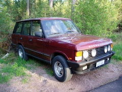 land rover range rover classic pic #39870