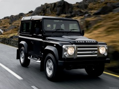 land rover defender svx pic #53786