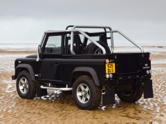 land rover defender svx pic #53788