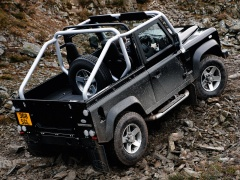 land rover defender svx pic #53789