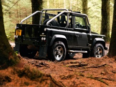 land rover defender svx pic #53790