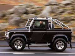 land rover defender svx pic #53794