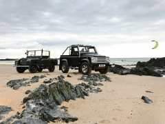 land rover defender svx pic #53795
