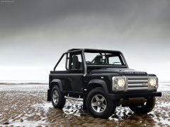 land rover defender svx pic #53796