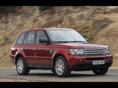 land rover range rover sport pic #56808