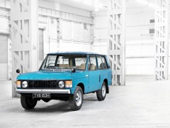 land rover range rover classic pic #74069