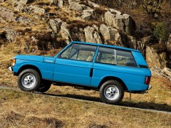 land rover range rover classic pic #74080