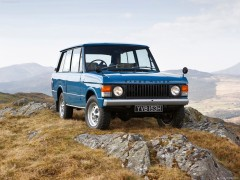 Range Rover Classic photo #74093