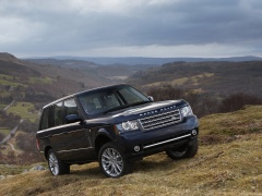 land rover range rover pic #74214