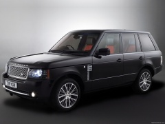 land rover range rover pic #74221