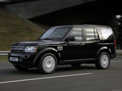land rover discovery 4 armoured pic #77610