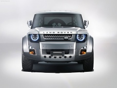 Land Rover DC100 pic