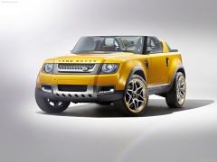 land rover dc100 sport pic #84484