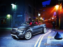 Range Rover Evoque Convertible photo #91083