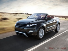 Range Rover Evoque Convertible photo #91085