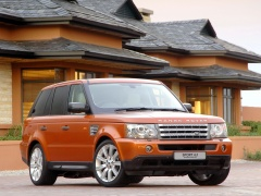Range Rover Sport Supercharged photo #93970