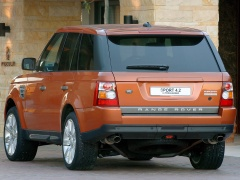 land rover range rover sport supercharged pic #93974