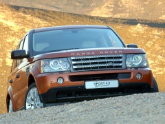 land rover range rover sport supercharged pic #93982