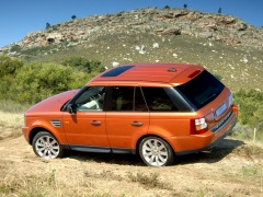 land rover range rover sport supercharged pic #93984
