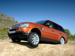 land rover range rover sport supercharged pic #93987