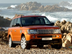 land rover range rover sport supercharged pic #93989