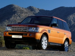 Land Rover Range Rover Sport Supercharged pic