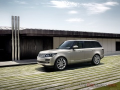 land rover range rover pic #94697