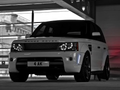 land rover range rover sport pic #95810
