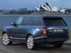 land rover range rover pic #98936