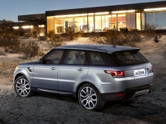 land rover range rover sport pic #99840