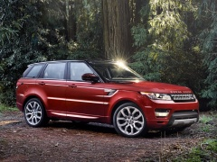 land rover range rover sport pic #99843