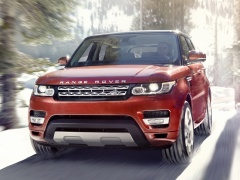 land rover range rover sport pic #99844