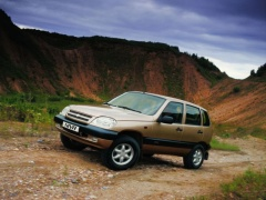 Chevrolet Niva photo #41861