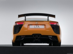 lexus lfa nurburgring package pic #112504