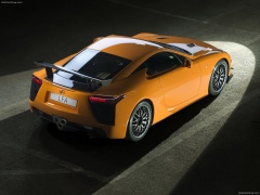 lexus lfa nurburgring package pic #112522